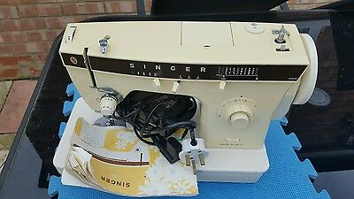 Singer model 368  semi industrial sewing  machine for sale