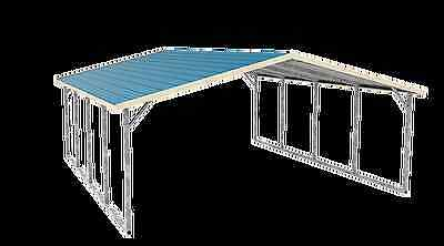 18x21x6' Carport Cover  INSTALL. IS INCLUDED!  Serving Nation-wide (Prices vary)