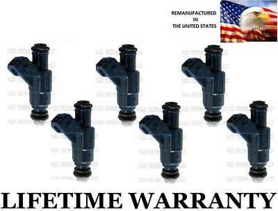 Ford OEM Injectors 4.6L 5.0L 5.4L 5.8L Genuine Bosch Upgrade Lifetime Warranty