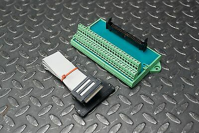 Phoenix Contact FLKM 50 5544079 50 Connector Terminal Block for NI DAQ