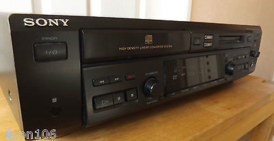 SONY MXD D40 CD PLAYER & MINI DISC RECORDER........EX COND & Free Postage!!