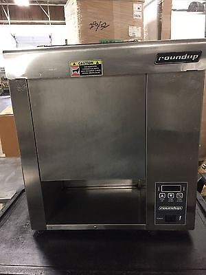 Roundup VCT-20CU Vertical High Speed Toaster Oven WORKS GREAT