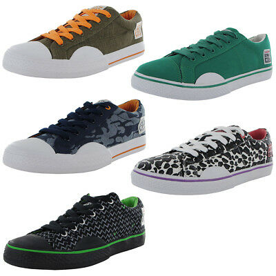 Vision Street Wear Womens Canvas Lo Skate Shoe