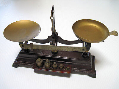 Antique Apothecary Balance Scale