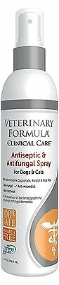 Antiseptic & Antifungal Pet Medicated Spray For skin infections Dogs & Cats New