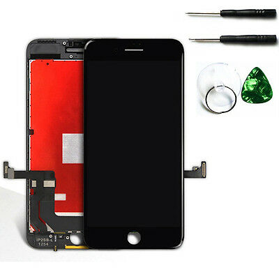 USA New Black Replacement LCD Screen Touch Digitizer Assembly for iPhone 7 Plus