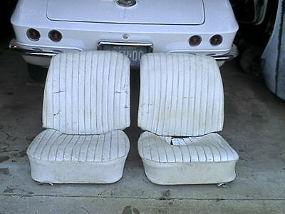 1961-2 Corvette Seats & Adjusters