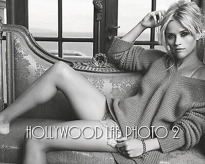 REESE WITHERSPOON 8x10 Lab PHOTO Glossy Portrait Print Hollywood Celebrity