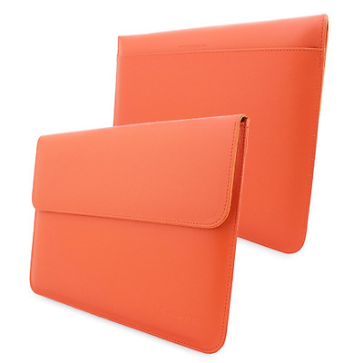 Housse MacBook Air & Pro 13, Snugg™ - Pochette de Protection Orange Avec