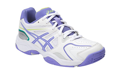 Asics Gel Netburner 17 GS Kids Netball Shoe (0140)