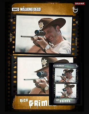[DIGITAL] Topps THE WALKING DEAD Card Trader - SEQUENCE - Rick Grimes (2 cards)