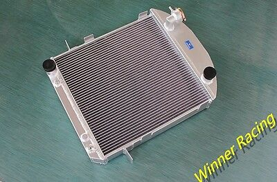 70MM aluminum radiator Ford Model T/bucket hot rod Ford engine 1924-1927