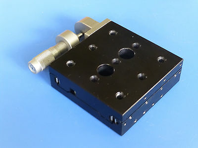 Newport 423 Precision Linear Translation Stage with SM-13 Micrometer