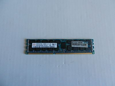 HP DL380 G7 16gb (2 X 8GB) 2RX4 PC3L-10600R DDR3-1333 P/N 605313-071 SERVER RAM