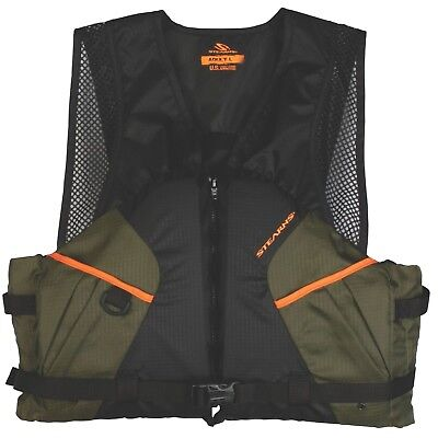 COLEMAN STEARNS COLORADO RIVER FISHING VEST PFD 3XL carry your tackle ***