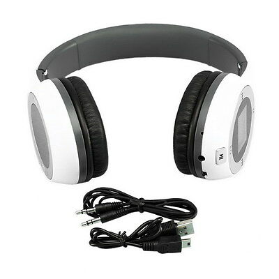 MP3-Player TF slot STEREO HEADPHONES w/ FM & 4GB SDHC TF CARD & ADAPTER