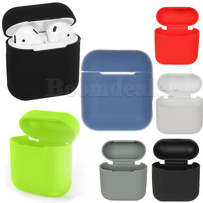 Durable Silicone Shock Proof Protective Case Sleeve Skin Cover for Apple AirPods
