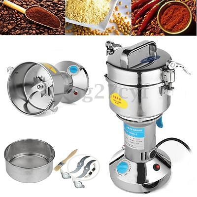 1000G Electric Herb Grain Mill Grinder Wheat Cereal Flour Powder Machine Tool