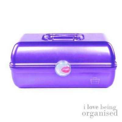 Teen Makeup Carrier, Caboodles On The Go Girl Classic Case, Purple