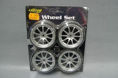 1:10 Big Wheel-Set On-R.02 Carson 900030  Reifen-Felgen-Set