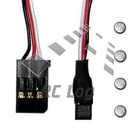 RPM Sensor 4 Magnets - MicroPower eLogger Data Logger V2