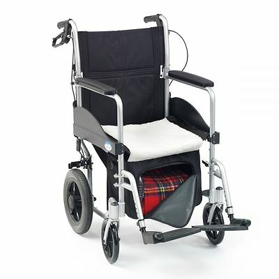 ***JUNE OFFER***Adjustable Underseat Zip Wheelchair Storage Bag With Carry Strap