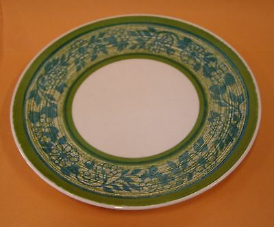 Vintage 'clear Day' Royal China Iron Stone Dinner Plate