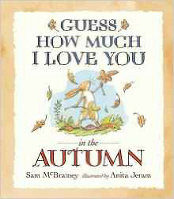 Guess How Much I Love You in the Autumn, New, McBratney, Sam Book