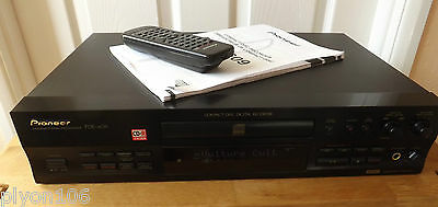 PIONEER PDR-609 CD PLAYER & RECORDER........EX COND & Free Postage!!