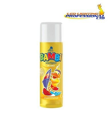 Bambi Cleansing Gentle Shampoo Children Baby D-Panthenol Provitamin B5 150Ml
