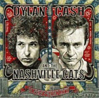 Various Artists-Dylan, Cash and the Nashville Cats CD NEW & SEALED