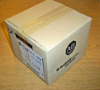 Sealed Allen Bradley Slc500 1746-P2  Series C Power Supply Module 1746P2