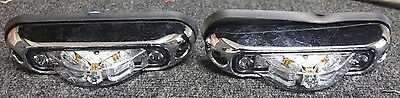 Whelen ION V-Series Chrome Finish Pair