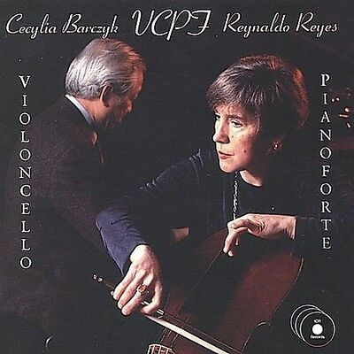 Cecylia Barczyk - VCPF- Great Cello Music of the 20th Century [New CD]