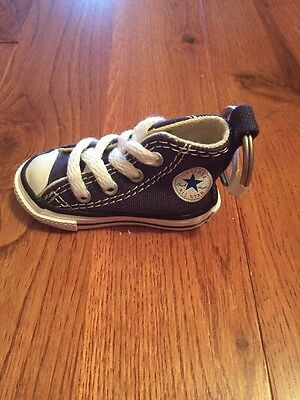 Converse Navy Key Chain Authentic Brand New With Tag Keychain Rare