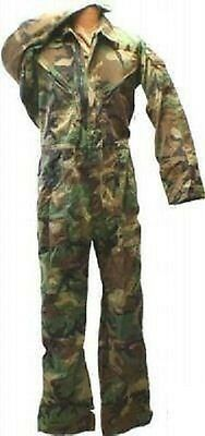 US ARMY Combat Panzerkombi woodland camouflage REFORGER Panzer Kombi Overall S