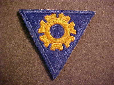 Original Ww2 Us Army Air Corps Engineering Specialist Shoulder Insignia Patch