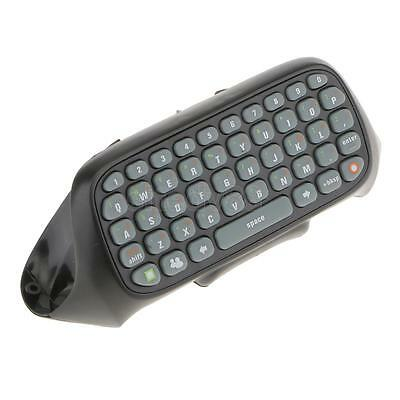 Wireless Text Message Game Keyboard Chatpad Handle Keypad for Xbox 360