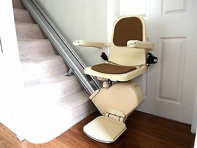 Brooks Superglide 120 Stairlift. Installed With 1 Yr Warranty