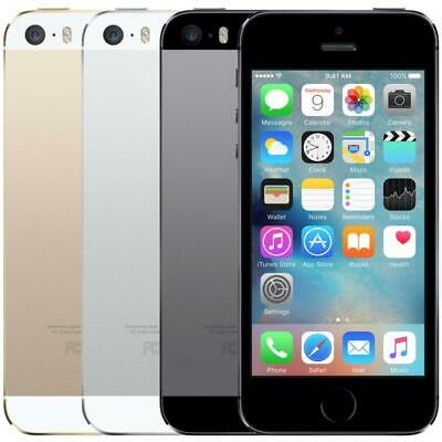 Apple iPhone 5S - 16GB / 32GB / 64GB - Factory Unlocked; AT&T / T-Mobile