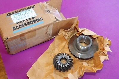 Mercury Forward Gear Set. Part 43-812975A5. Acquired from a closed dealership.
