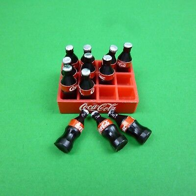 'Crate and coke bottles' - body accessories for 1:10 RC Axial Rock Crawlers etc