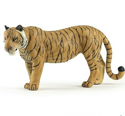 Papo 50178 Large Scale Tiger Realistic Wild Animal Model Figurine Toy - NIP