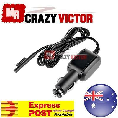 Car Charger for Microsoft Surface Pro 4 M3 (Core M) 1735 Tablet