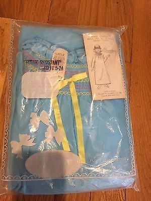 Childs nightgown vintage queensbury size 10 new
