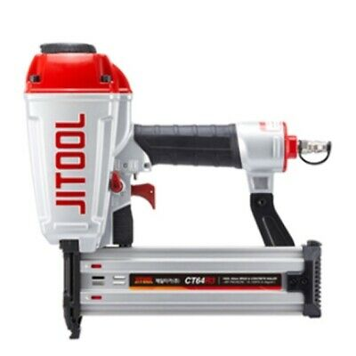 "Korea JITOOL CT64R3 14GA. 2-2/1""(64mm)( Brad & Concrete Nailer / New"
