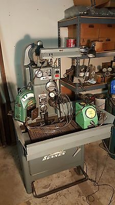 "Lagun 12.5"" X 54"", Sunnen Hone, Jones Lampson Lathe, Disc Sander, Drill Press"
