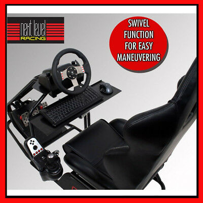 Next Level Racing Keyboard and Mouse Stand for GTX/GTPRO