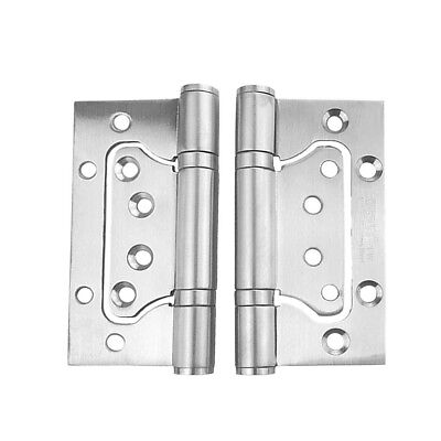 1 Pair Classic Furniture Hinges Fixed for Cabinet Door 4 Inch 2.5*75 *100MM
