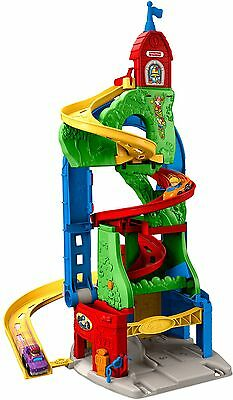 Fisher-Price Little People Sit 'N Stand Skyway Playset Standard Packaging